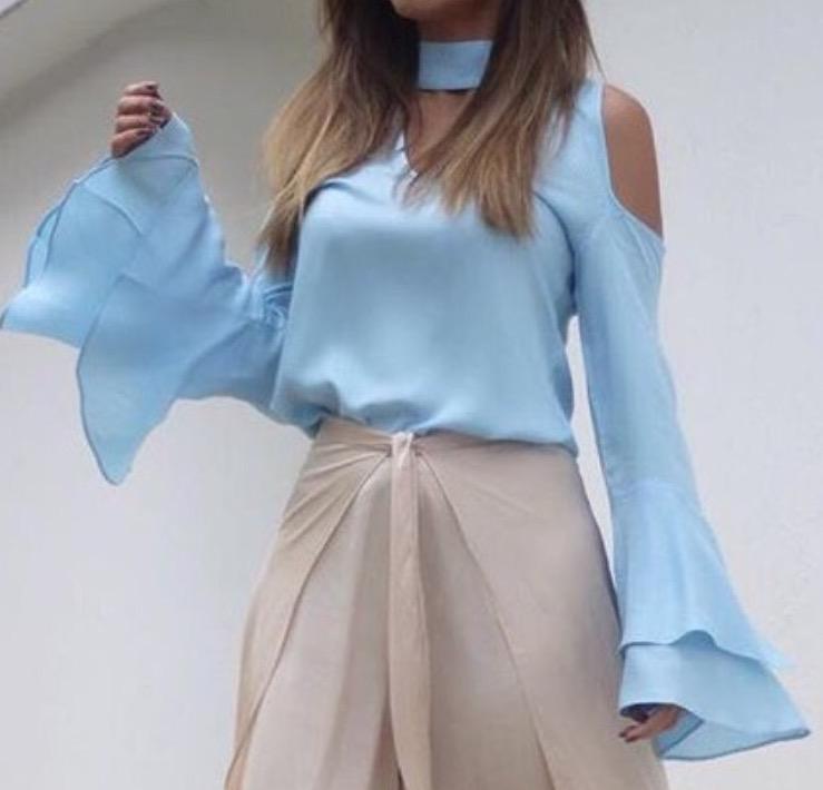 Blusas para mujer Limonni LI247 Casuales