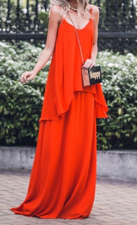 Vestidos para mujer Limonni Limonni LI260 Maxidress