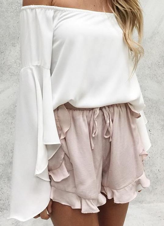 Blusas para mujer Limonni LI305 Campesinas