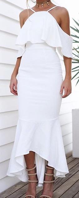 Vestidos para mujer Limonni Limonni LI316 Maxidress