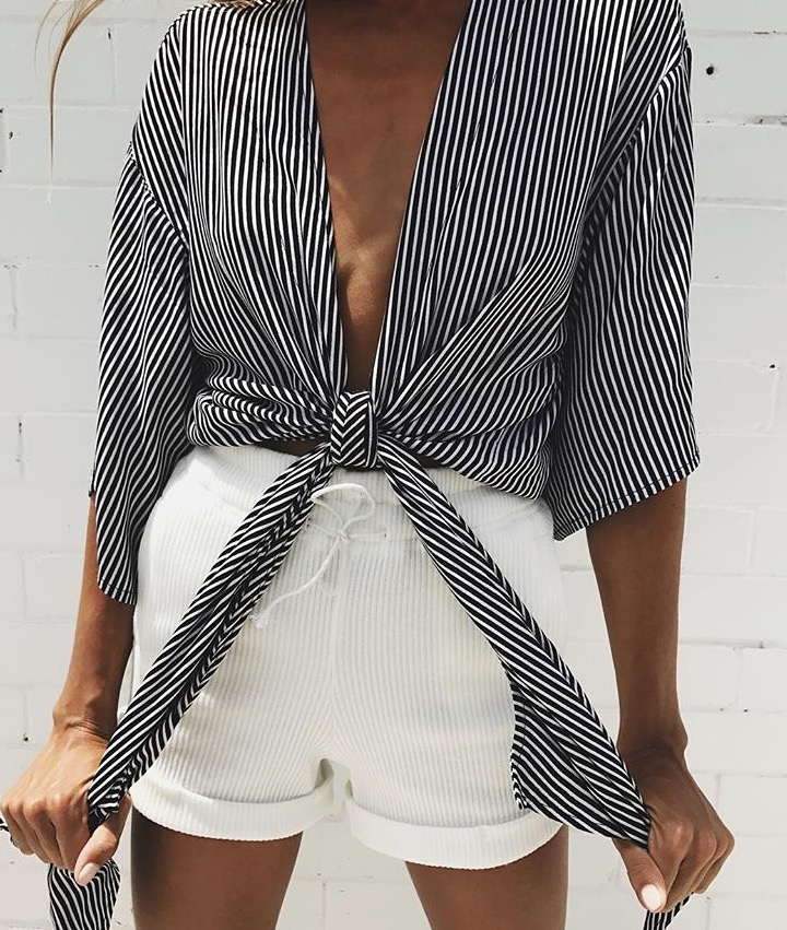 Blusas para mujer Limonni LI318 Casuales