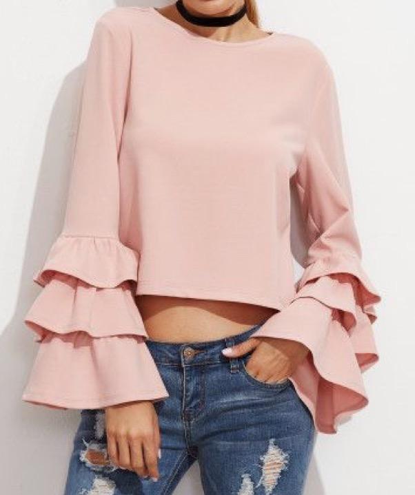 Blusas para mujer Limonni LI327 Casuales