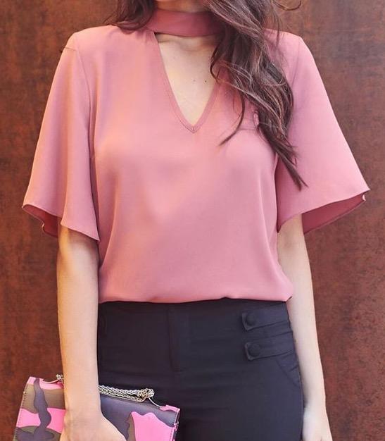 Blusas para mujer Limonni LI333 Casuales