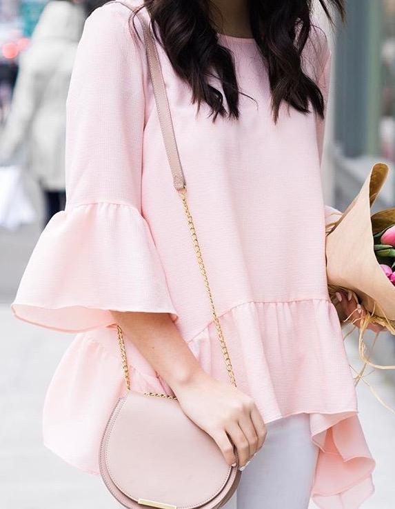 Blusas para mujer Limonni LI336 Casuales