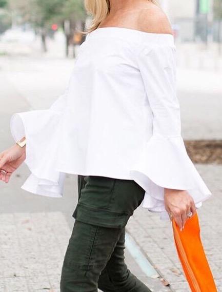 Blusas para mujer Limonni LI344 Campesinas