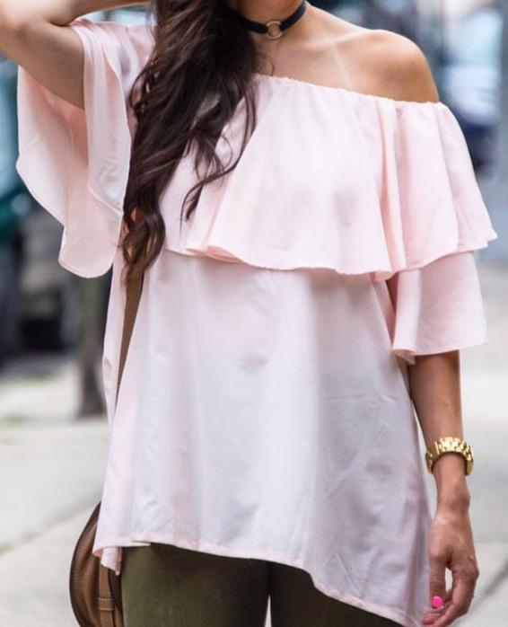 Blusas para mujer Limonni LI347 Campesinas