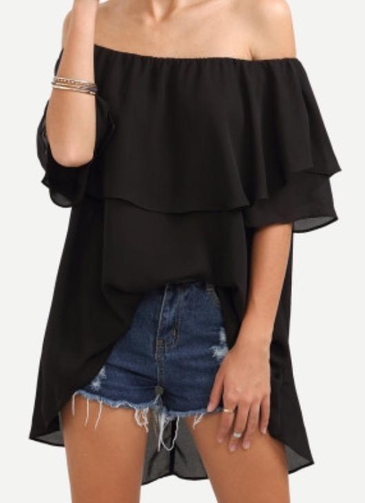 Blusas para mujer Limonni LI408 Campesinas