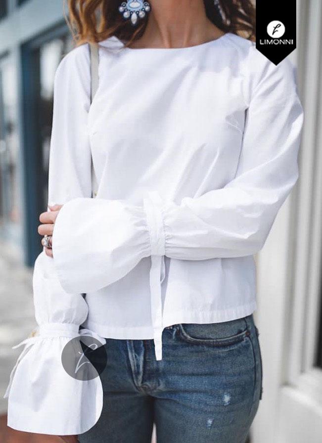 Blusas para mujer Limonni Bennett LI1135 Casuales