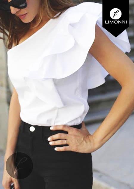 Blusas para mujer Limonni Bennett LI1140 Casuales