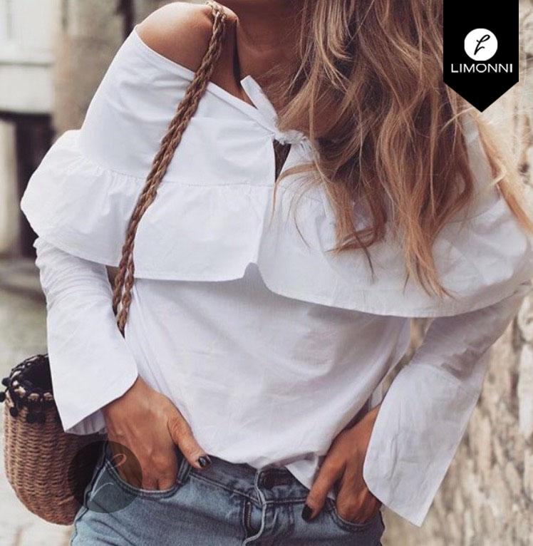 Blusas para mujer Limonni Bennett LI1141 Casuales