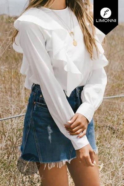 Blusas para mujer Limonni Bennett LI1142 Casuales
