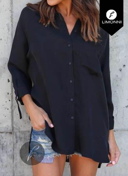 Blusas para mujer Limonni Bennett LI1144 Camiseras