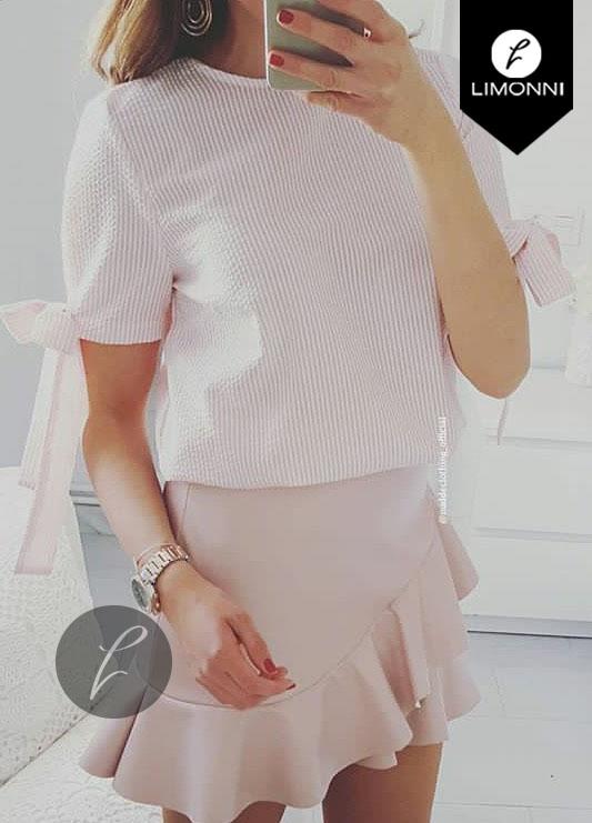 Blusas para mujer Limonni Bennett LI1154 Casuales
