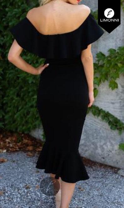 Vestidos para mujer Limonni Bennett LI1164 Largos elegantes