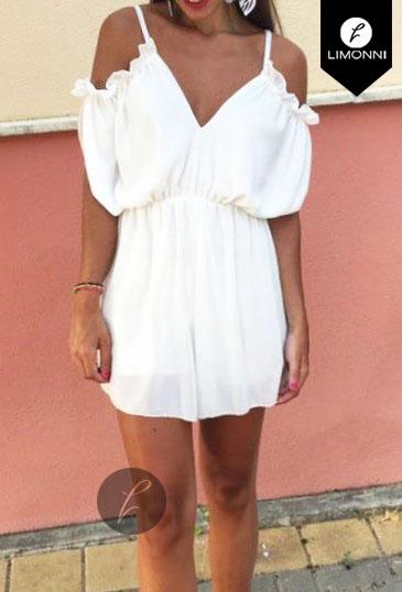 Vestidos para mujer Limonni Bennett LI1166 Cortos elegantes