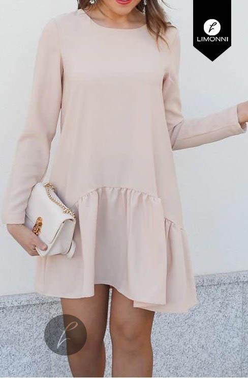 Vestidos para mujer Limonni Bennett LI1169 Cortos elegantes