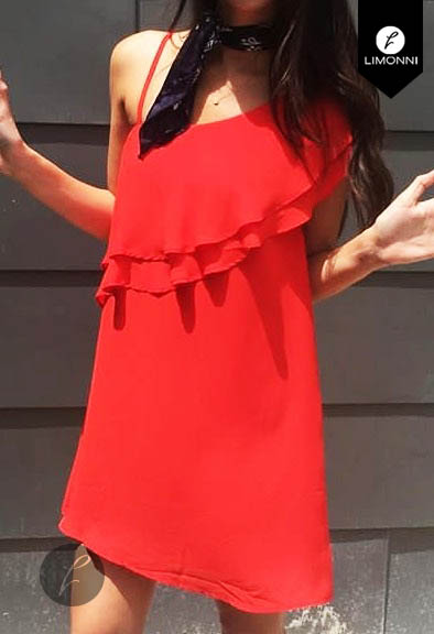 Vestidos para mujer Limonni Bennett LI1174 Cortos Casuales