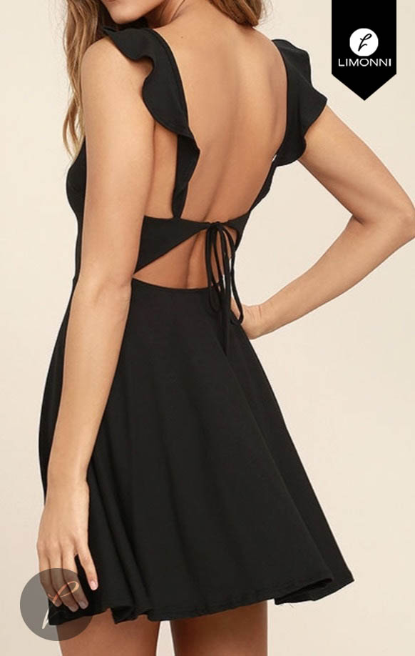 Vestidos para mujer Limonni Bennett LI1178 Cortos elegantes