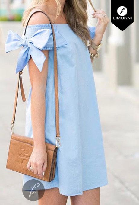 Vestidos para mujer Limonni Bennett LI1183 Cortos Casuales