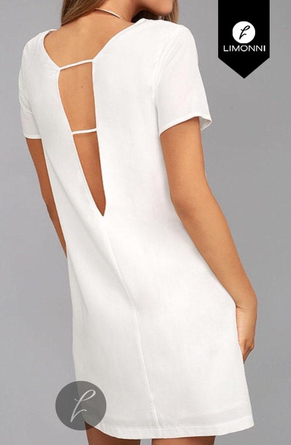 Vestidos para mujer Limonni Bennett LI1184 Cortos Casuales
