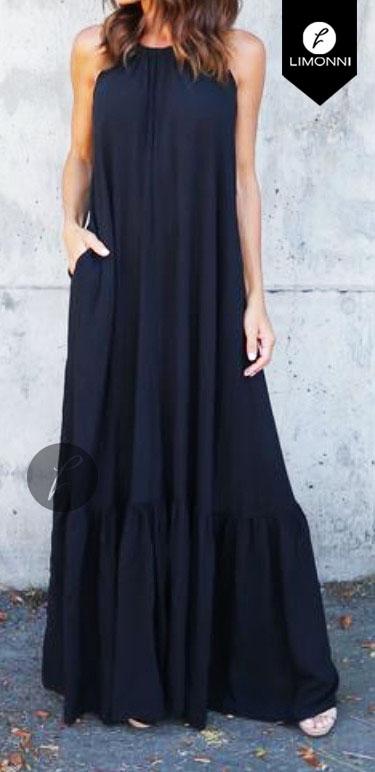 Vestidos para mujer Limonni Bennett LI1186 Maxidress