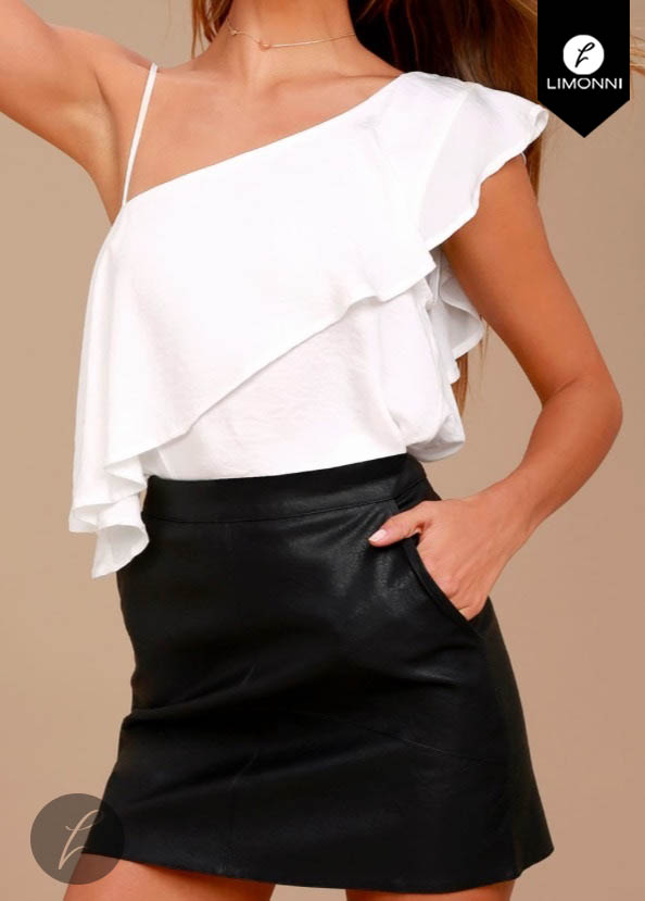 Blusas para mujer Limonni Bennett LI1189 Campesinas
