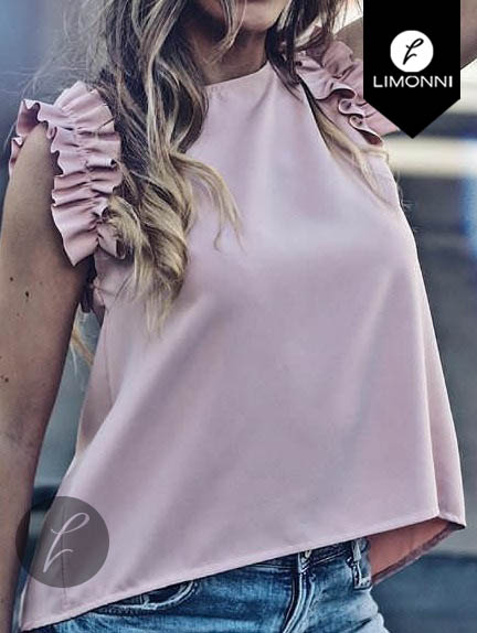 Blusas para mujer Limonni Bennett LI1193 Casuales
