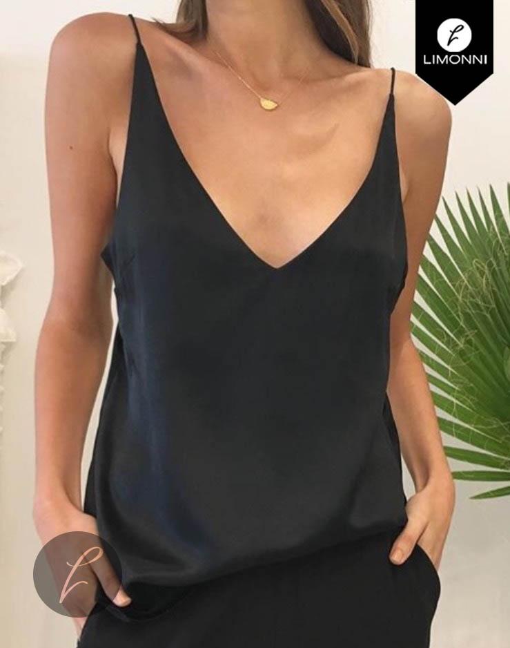 Blusas para mujer Limonni Bennett LI1196 Basicas