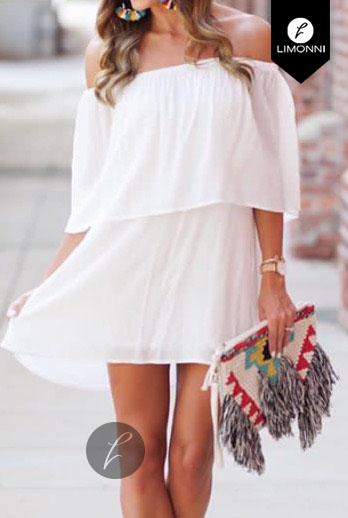 Vestidos para mujer Limonni Bennett LI1198 Cortos elegantes