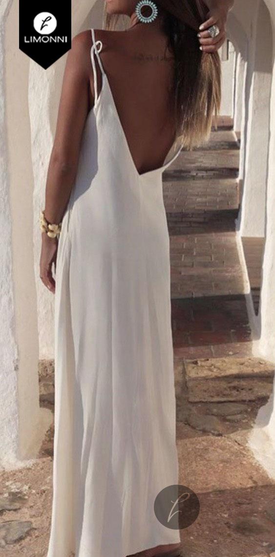 Vestidos para mujer Limonni Bennett LI1200 Maxidress