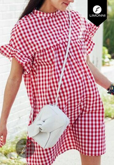 Vestidos para mujer Limonni Bennett LI1209 Cortos Casuales