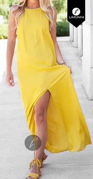Vestidos para mujer Limonni Bennett LI1212 Largos elegantes