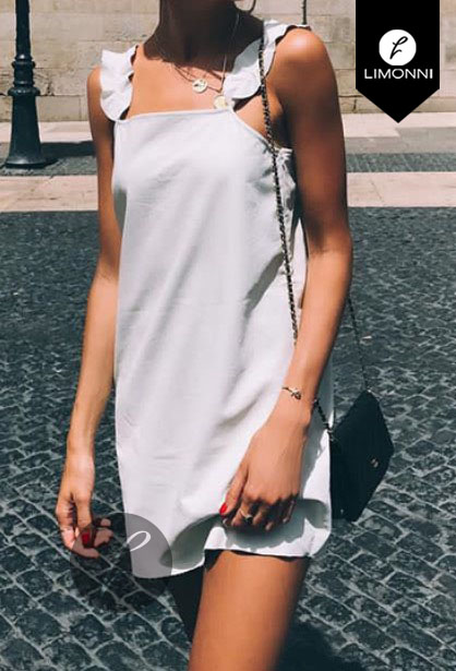 Vestidos para mujer Limonni Bennett LI1218 Cortos Casuales