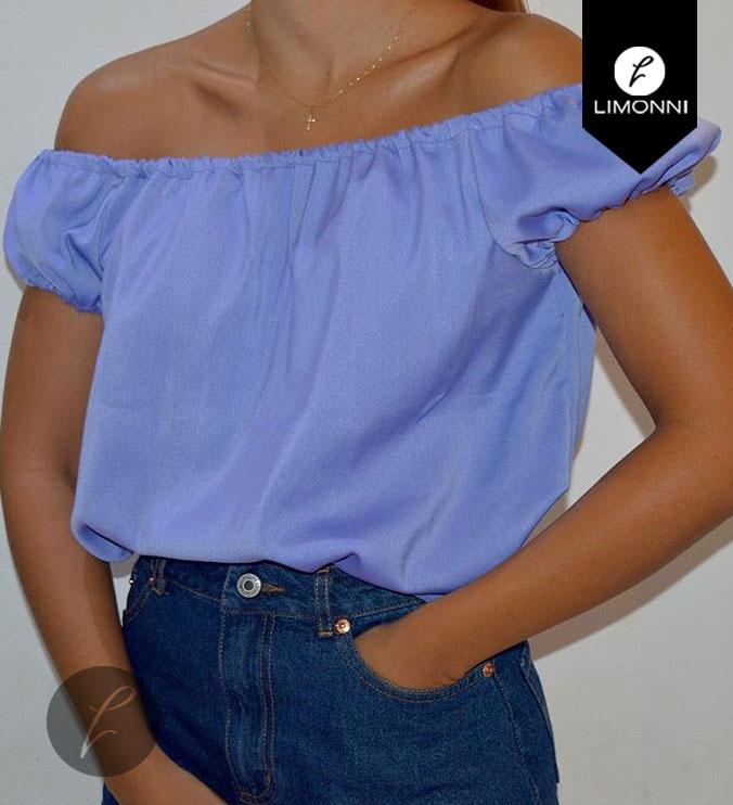 Blusas para mujer Limonni Bennett LI1223 Campesinas