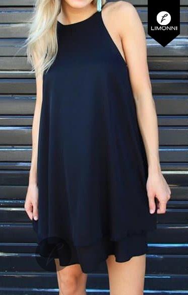 Vestidos para mujer Limonni Bennett LI1227 Cortos Casuales