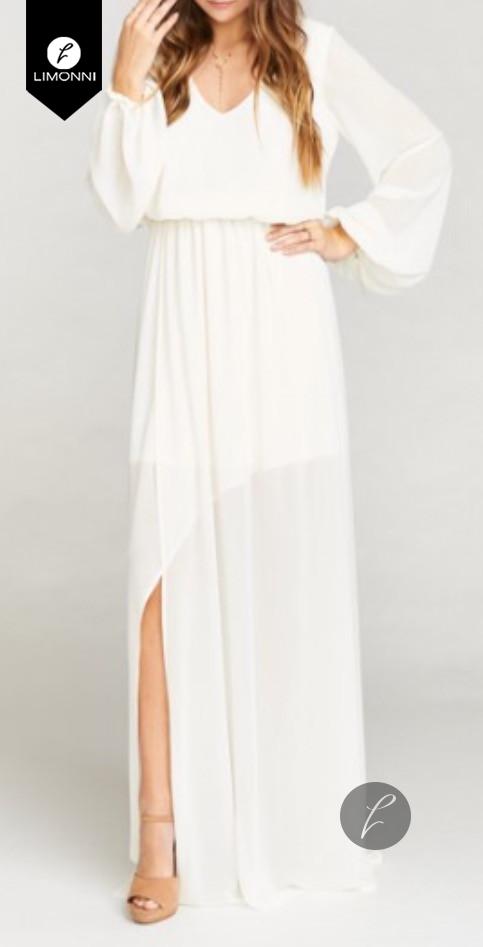 Vestidos para mujer Limonni Bennett LI1228 Maxidress