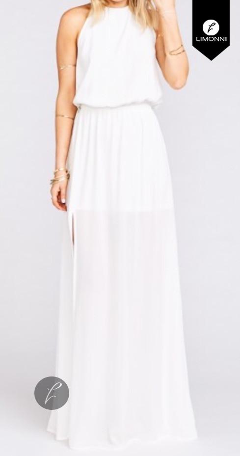 Vestidos para mujer Limonni Bennett LI1229 Maxidress