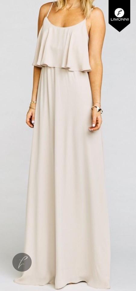 Vestidos para mujer Limonni Bennett LI1230 Maxidress