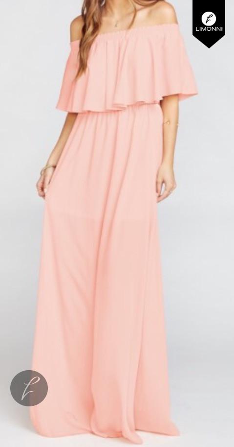 Vestidos para mujer Limonni Bennett LI1231 Maxidress