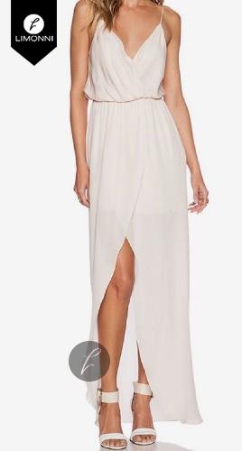 Vestidos para mujer Limonni Bennett LI1232 Maxidress