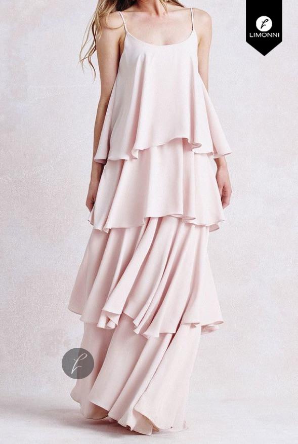Vestidos para mujer Limonni Bennett LI1233 Maxidress