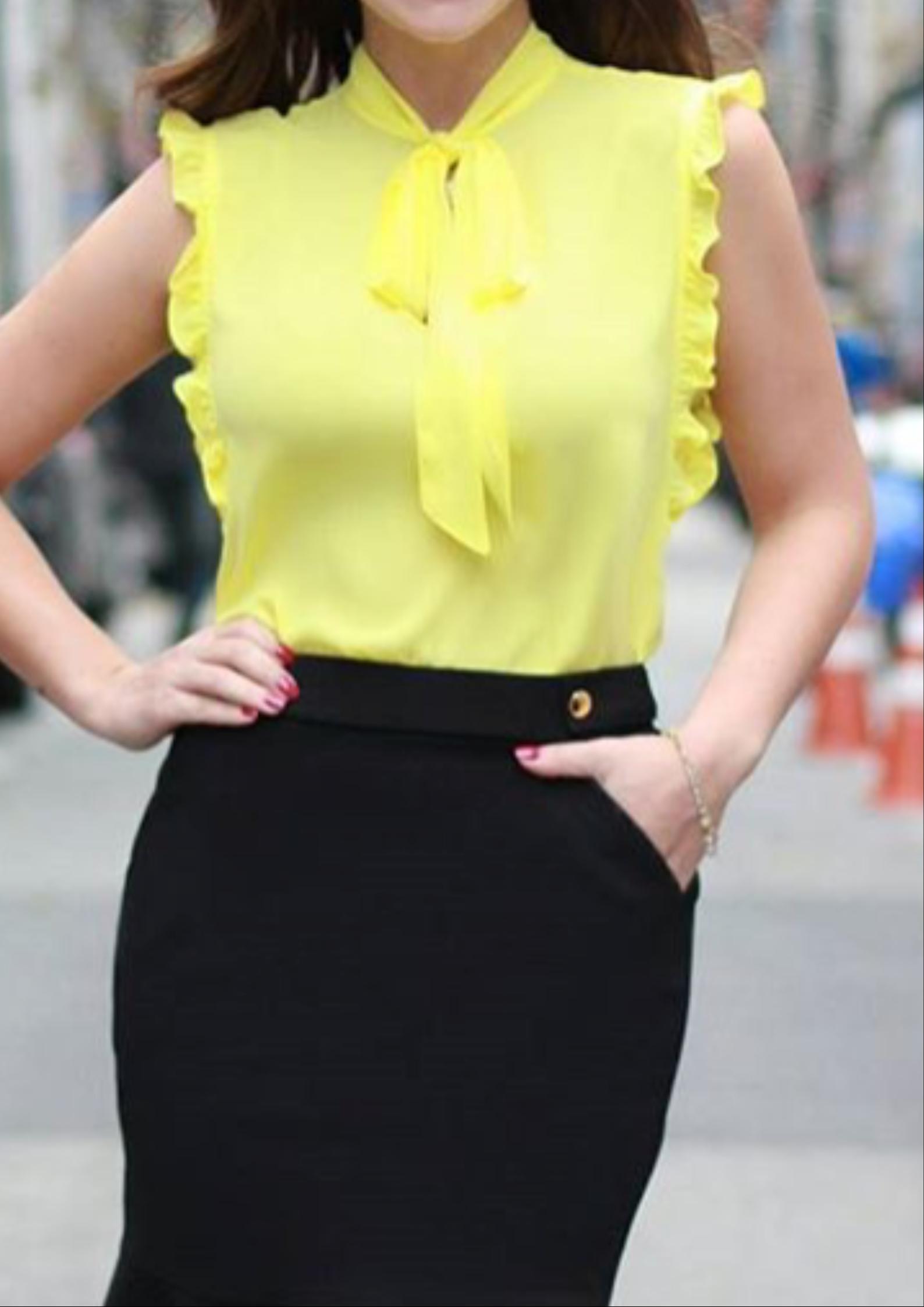 Blusas para mujer Limonni Bennett LI1235 Casuales