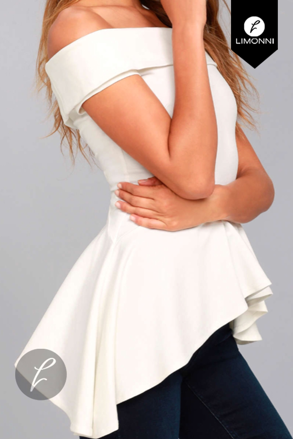 Blusas para mujer Limonni Bennett LI1246 Casuales