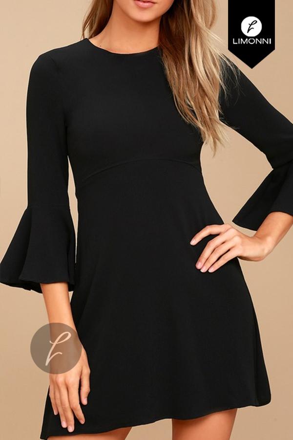 Vestidos para mujer Limonni Bennett LI1247 Cortos elegantes