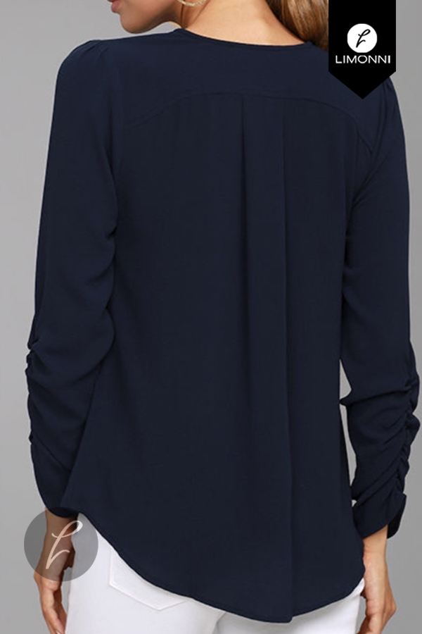 Blusas para mujer Limonni Bennett LI1254 Casuales