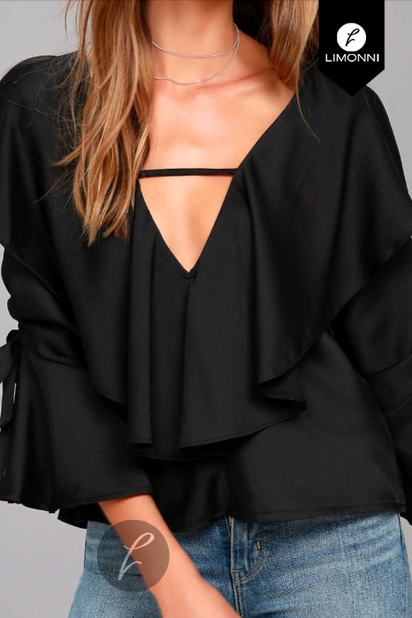 Blusas para mujer Limonni Bennett LI1255 Casuales