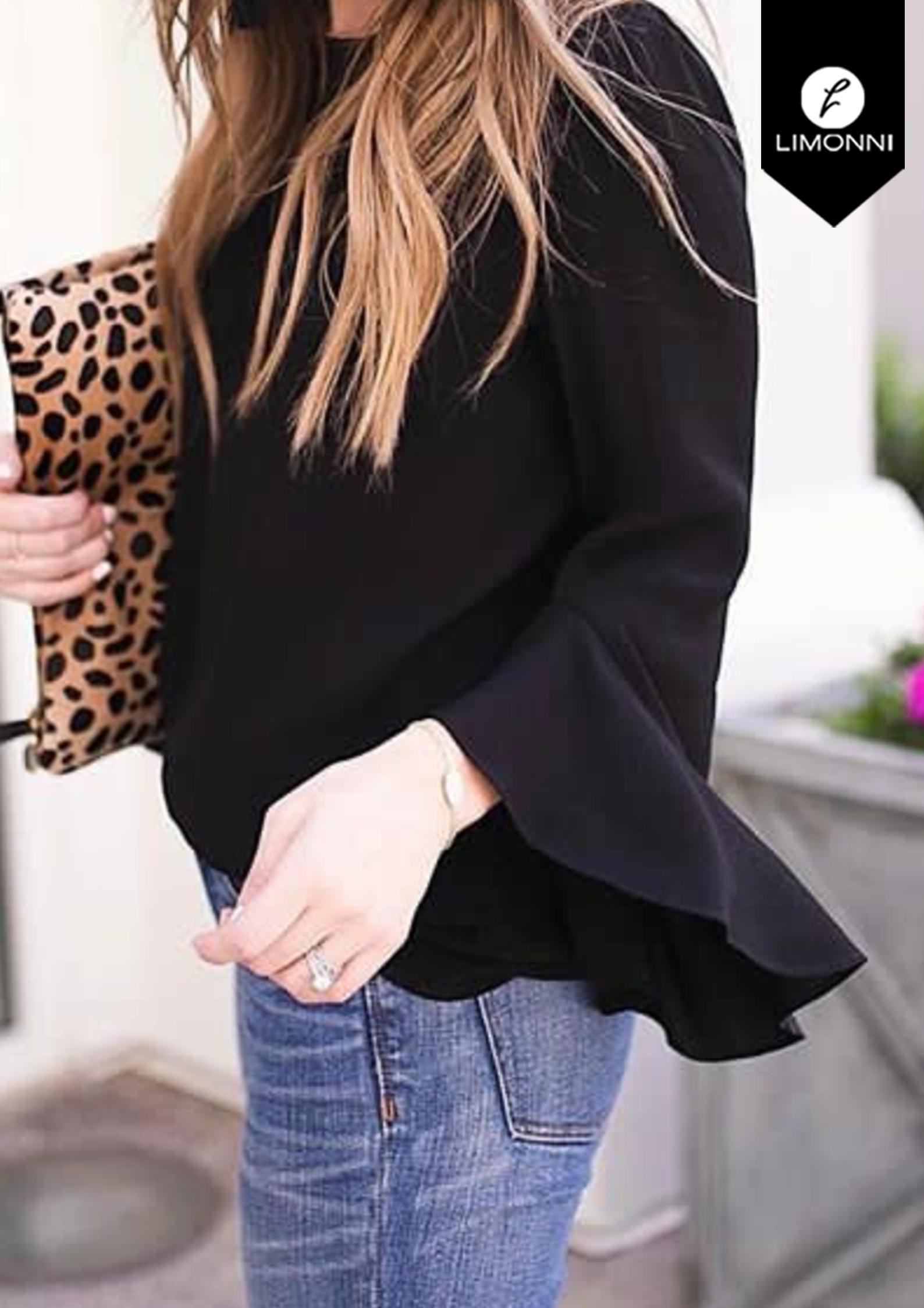 Blusas para mujer Limonni Bennett LI1281 Casuales
