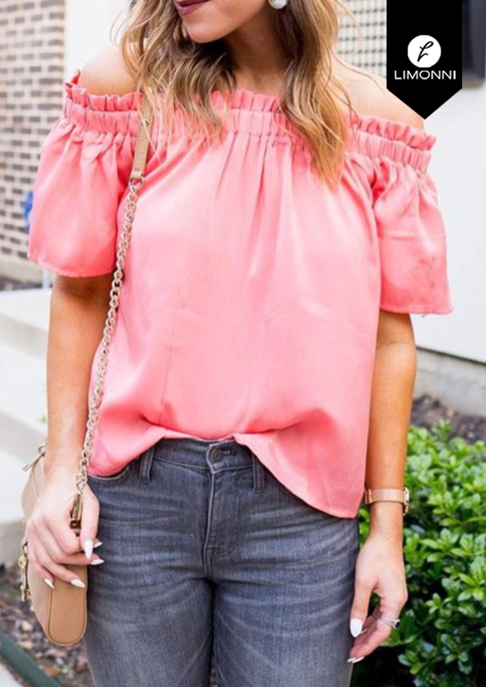 Blusas para mujer Limonni Bennett LI1284 Campesinas