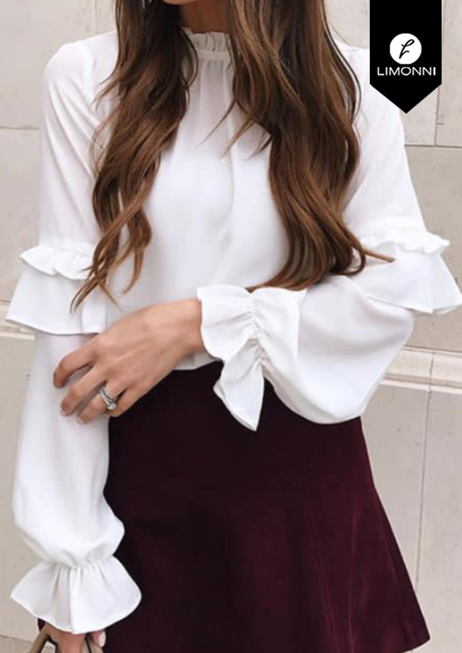 Blusas para mujer Limonni Bennett LI1285 Casuales