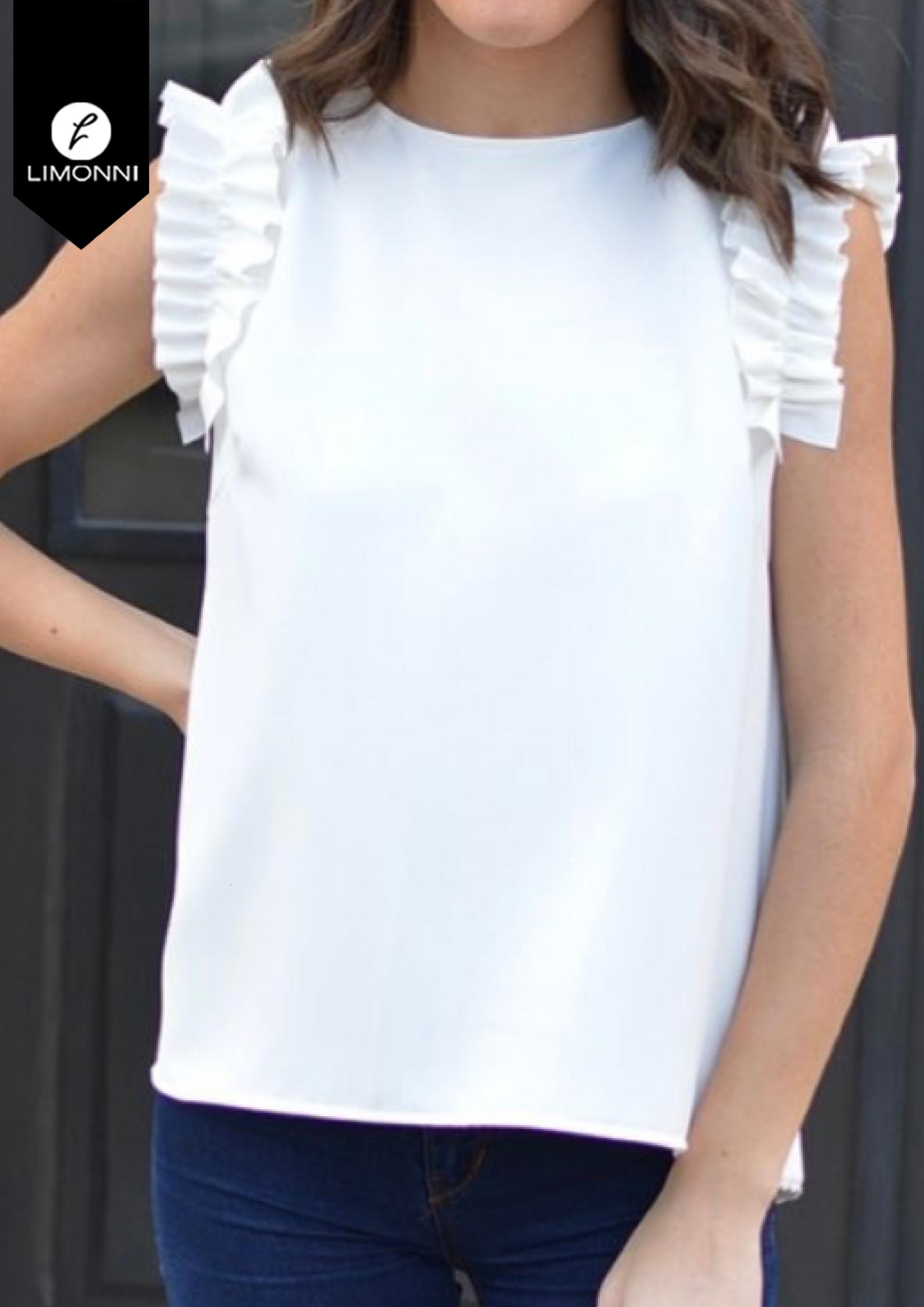 Blusas para mujer Limonni Bennett LI1292 Casuales